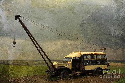Alyce Taylor - Power Wagon