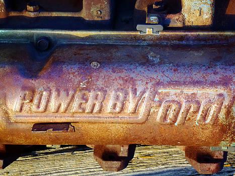 Connie Zarn - Powered by Ford