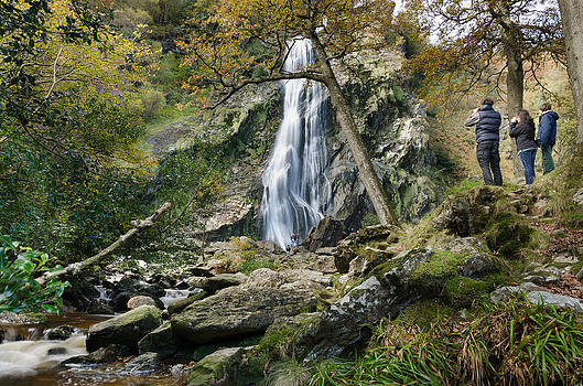 Martina Fagan - Powerscourt Waterfall