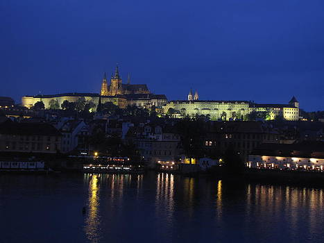 Prague Castle by David Gleeson