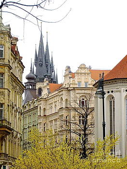 Suzanne Oesterling - Prague City