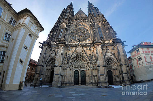 Gregory Dyer - Prague St.vitus Cathedral - 15