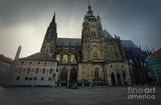 Gregory Dyer - Prague St.vitus Cathedral - 17
