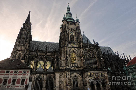Gregory Dyer - Prague St.Vitus Cathedral - 19