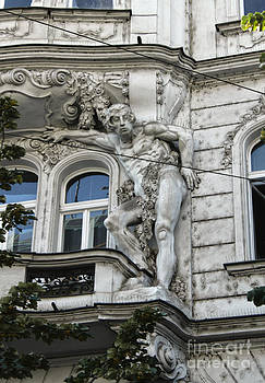 Gregory Dyer - Prague - The Watcher