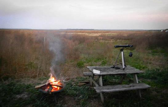 Christy Usilton - Prairie Campfire