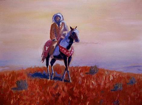 Prairie Memories by Darrell Flint