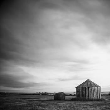 Prairie Silo by Kim Aston