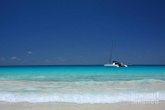Kate McKenna - Praslin Island Catamaran