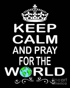 Pray World by Daryl Macintyre