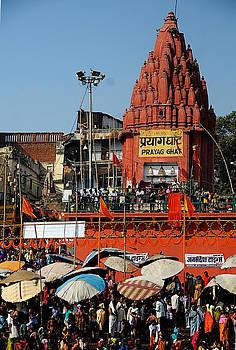 Prayag Ghat by Money Sharma
