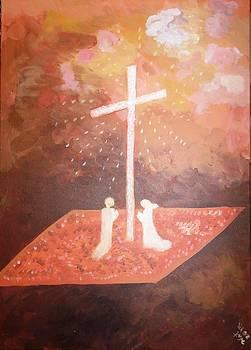 Prayer by Victoria Dutu