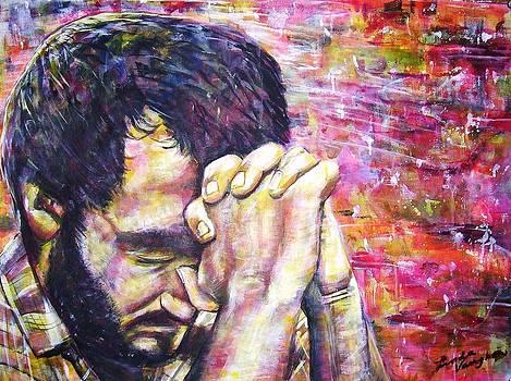 Prayer Warrior by Linda Vaughon