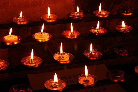 Prayers by Veronica Vandenburg