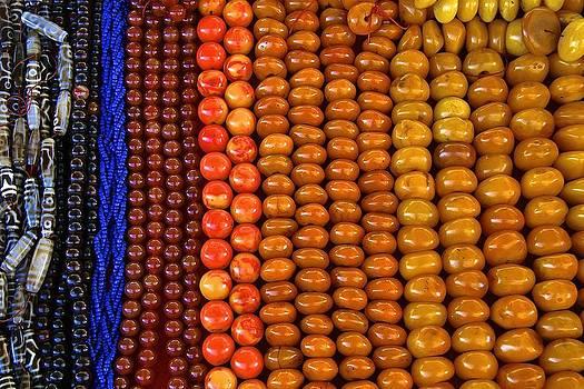Praying beads by Xanat Flores