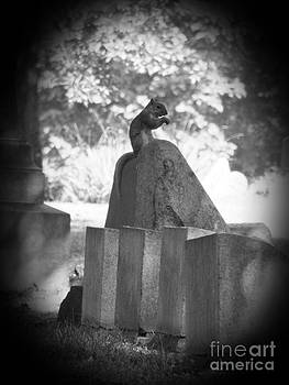 Praying Squirrel by Melissa Lightner