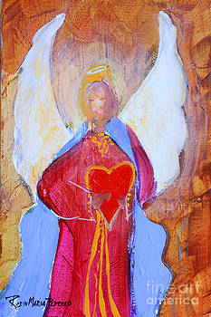 Precious Heart Angel by Robin Maria Pedrero