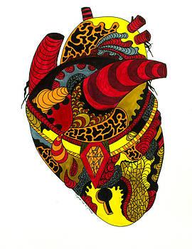 Precious Heart by Kenal Louis