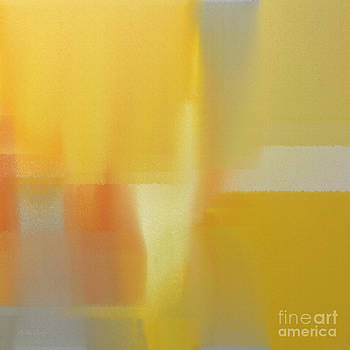 Precious Metals Abstract 3 by Andee Design
