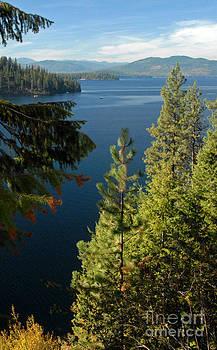 Preist Lake Idaho by Sam Rosen