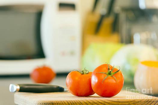 Tim Hester - Preparing Food