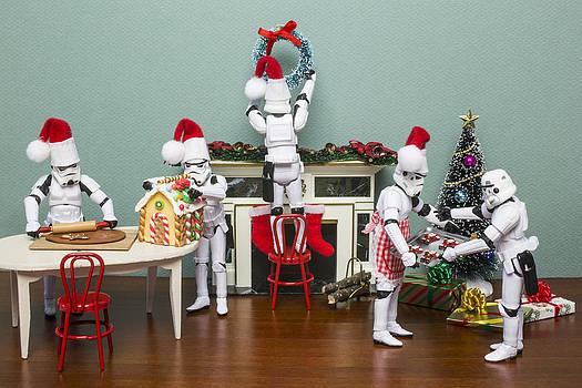 Preparing for Christmas by Tony Sullivan