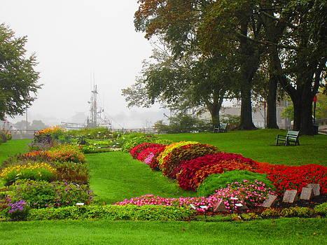 Prescott Park  by Jeffrey Akerson