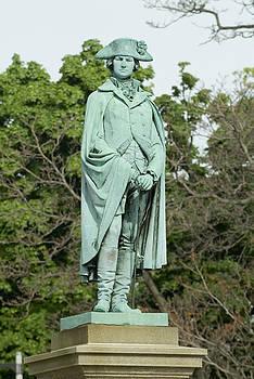 Devinder Sangha - President George Washington
