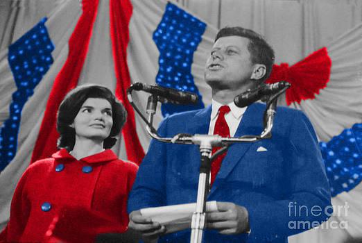 Jost Houk - President Kennedy Election