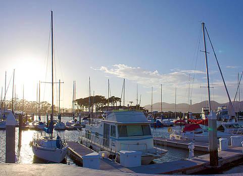 Presidio Yacht Club San Francisco CA by G Matthew Laughton