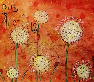 Pretty Allergens by Melissa Osborne