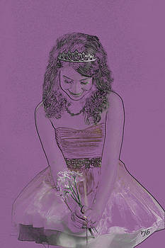 Pretty In Pink by Rick Brandon