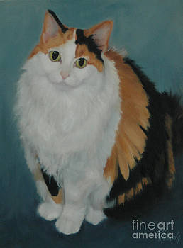 Pretty Kitty by Pet Whimsy  Portraits