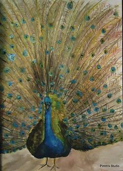 Pretty Plumage by Betty Pimm