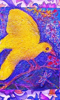 Anne-Elizabeth Whiteway - Pretty Yellow Fellow