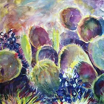 Prickly and Pretty by Sylvia Morgan