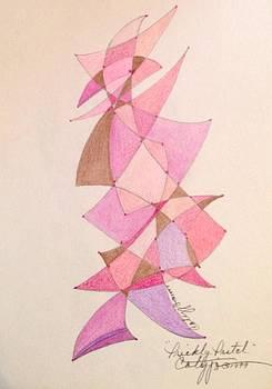JoAnn Cotyjo Smith - Prickly Pastel