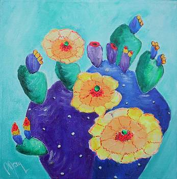 Prickly Pear by Pjay Mcconnell