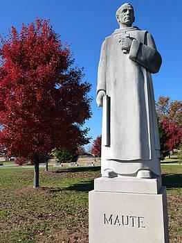 Priest Statue by Ami Clayton