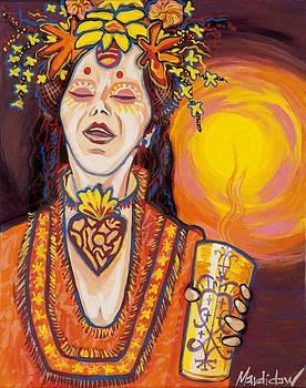 Priestess by Mardi Claw