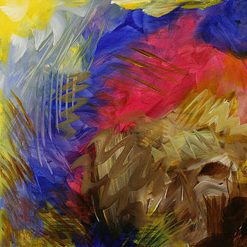 Primarily Abstract by Julianne Hunter