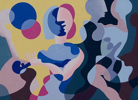 Primavera Porteno by Gillian Cronin