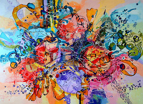 Primaveri pretioase by Elena Bissinger