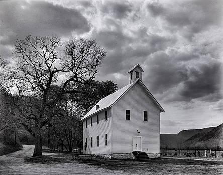 Primitive Baptist Church by Benjamin King