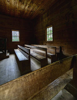 Primitive Baptist Church by Dick Wood