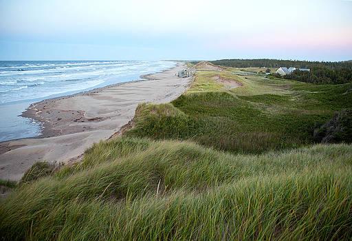 Prince Edward Island Beach by Allan MacDonald