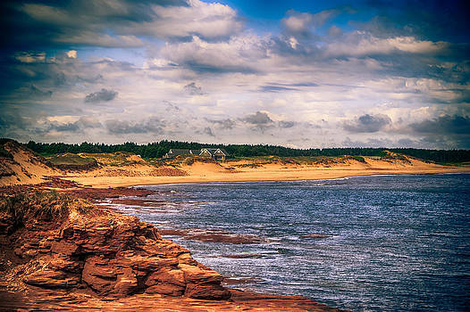 Prince Edward Island Coast by James Gordon Patterson