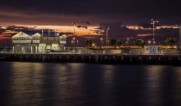 Princes Pier Gateway by Shari Mattox