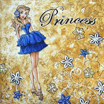 PRINCESS by MADART by Megan Duncanson