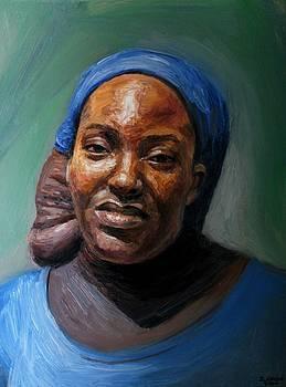 Princess by Edward Ofosu